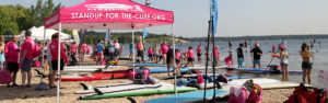 paddle board event
