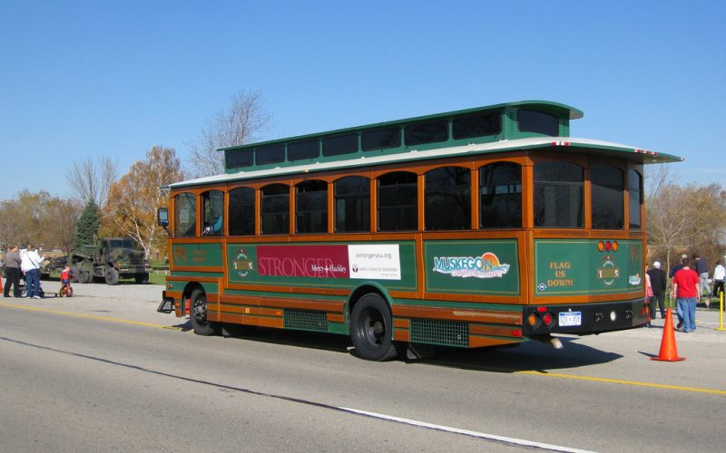 The Muskegon Trolley Company