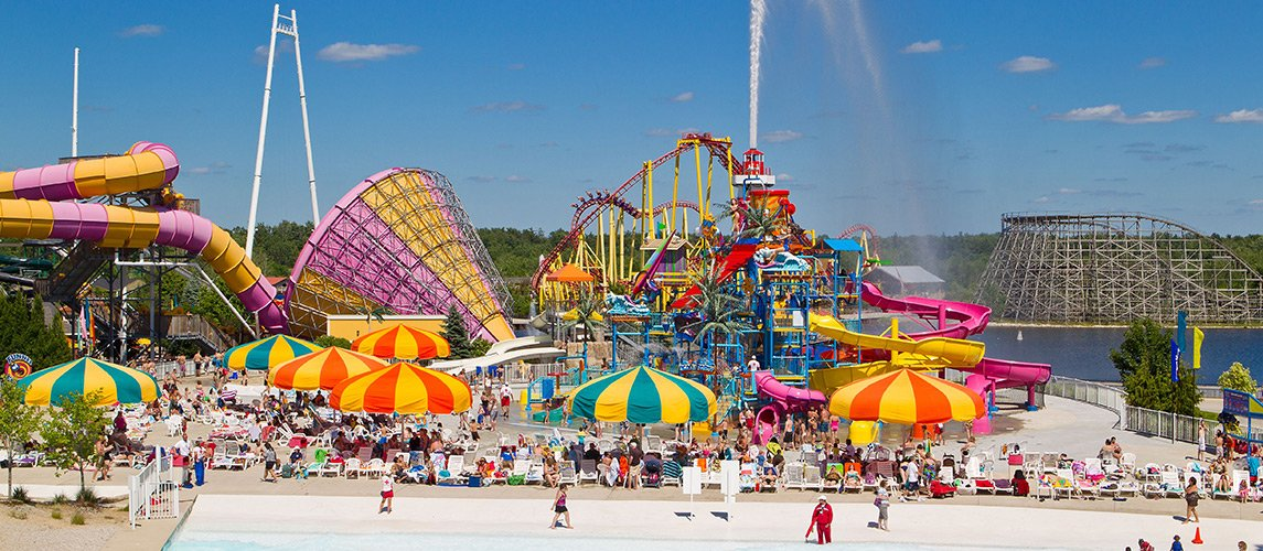 Michigans Adventure Water Park