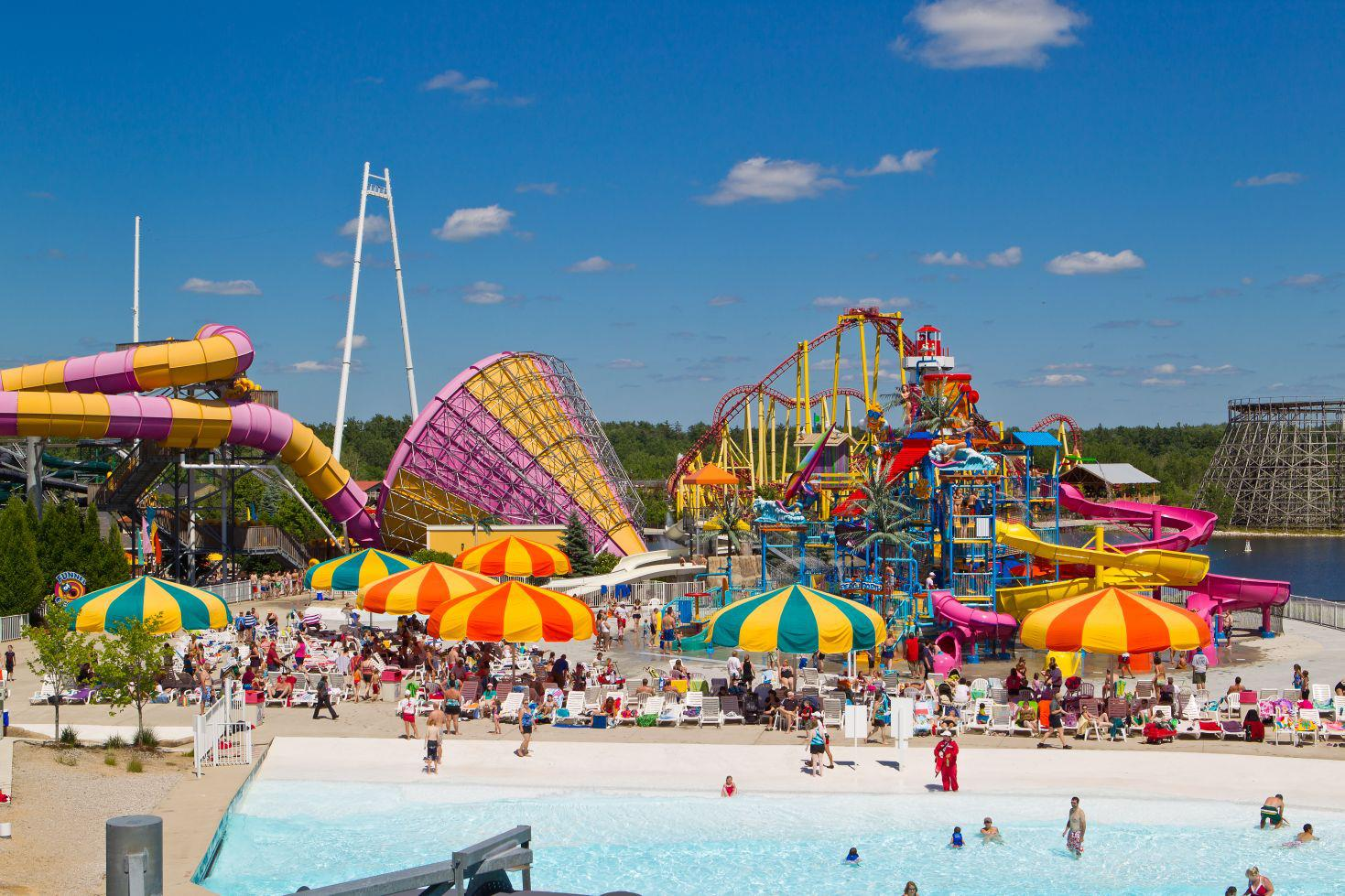 Abandoned Places In The World Michigan S Adventure Amusement And Water Park Opens For