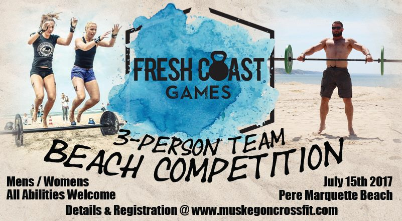 Fresh Coast Fitness Festival