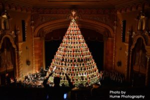 Tallest Singing Christmas Tree