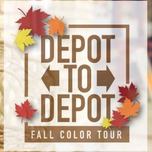 Visit Muskegon Depot to Depot Fall Color Tours