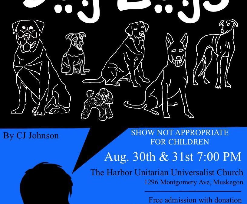 """The Skeetown Players Present """"The Dog Logs"""""""