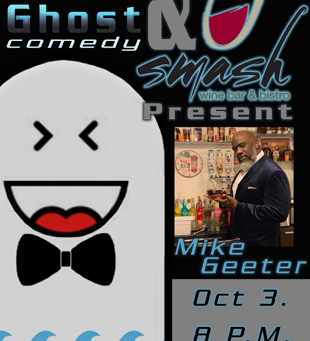 Fresh Ghost Comedy Presents: Michael Geeter