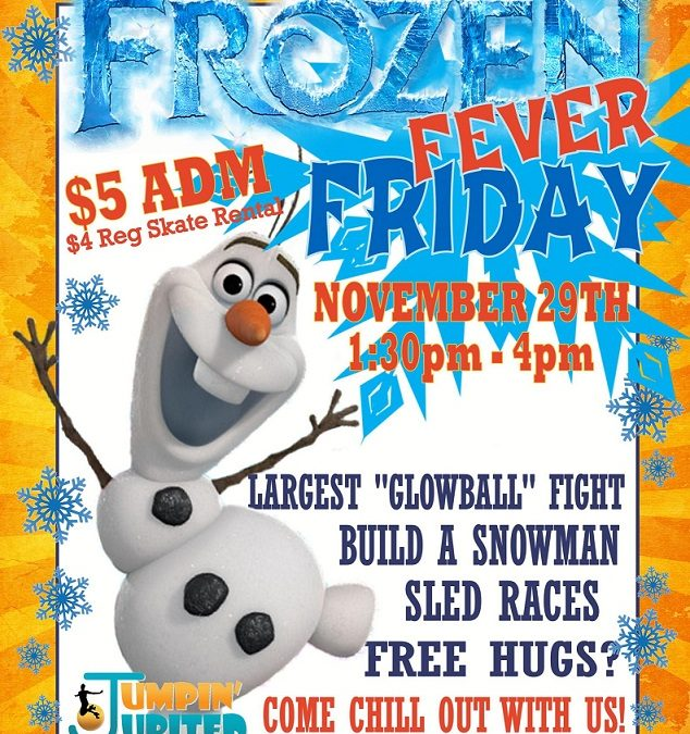 Frozen Fever Friday