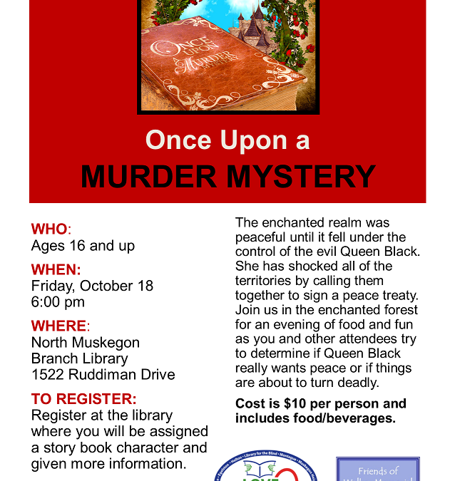 Once Upon a Murder Mystery