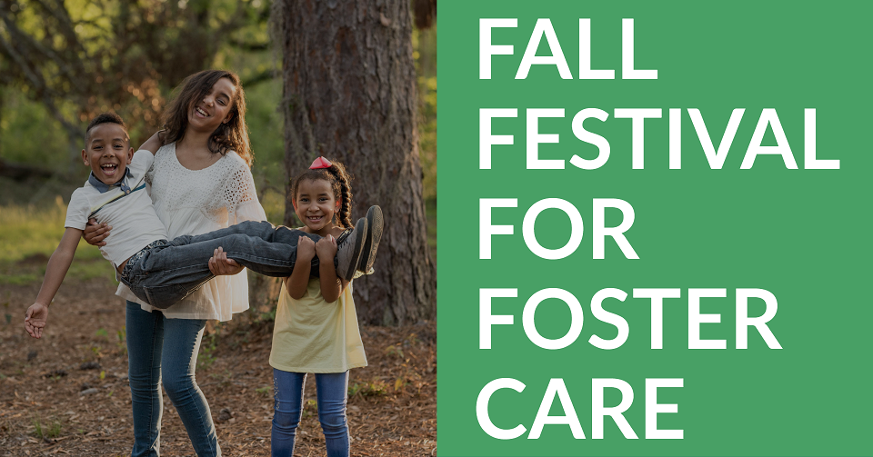 Fall Festival for Foster Care