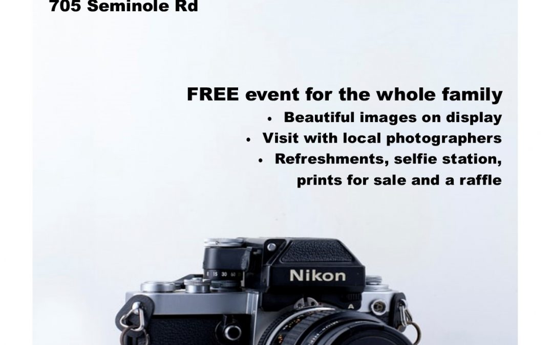 Lakeshore Camera Club Photography Show & Competition