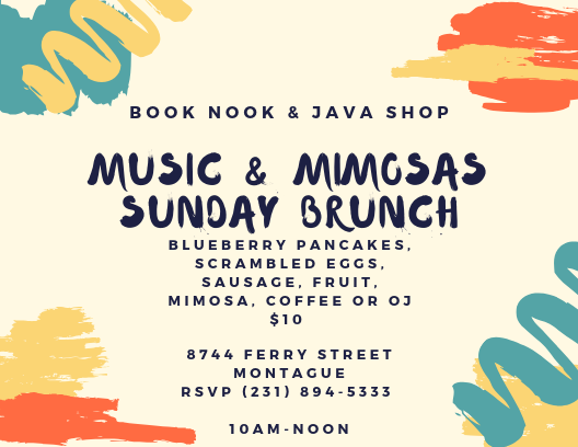 Music and Mimosas Sunday Brunch