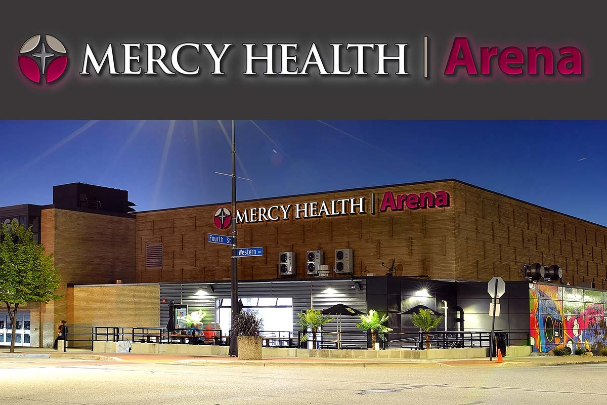 Mercy Health Arena