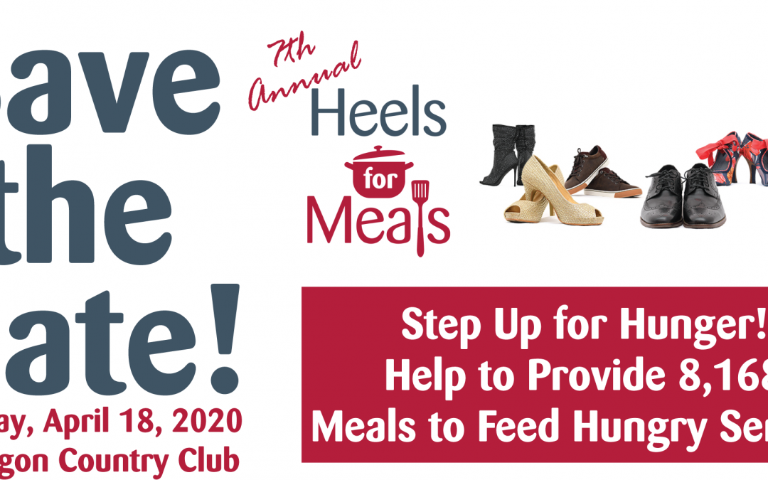 AgeWell Services' 7th Annual Heels for Meals