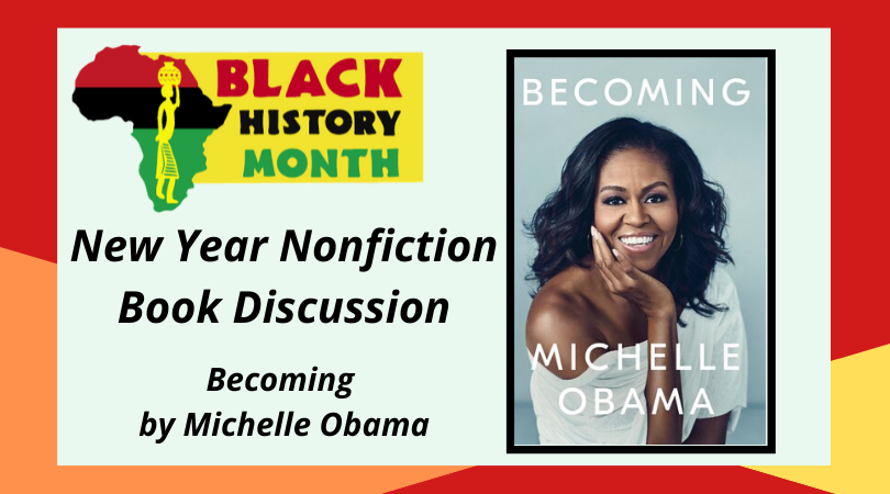 """Black History Month:  """"Becoming"""" by Michelle Obama"""
