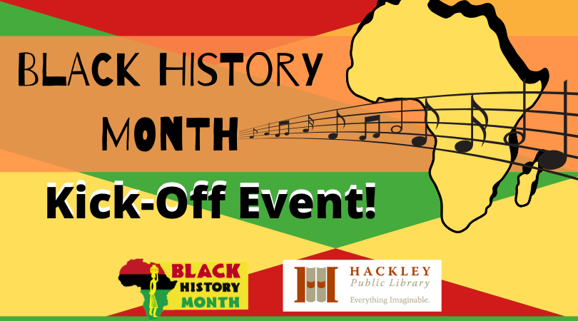 Black History Month Kick-Off Event