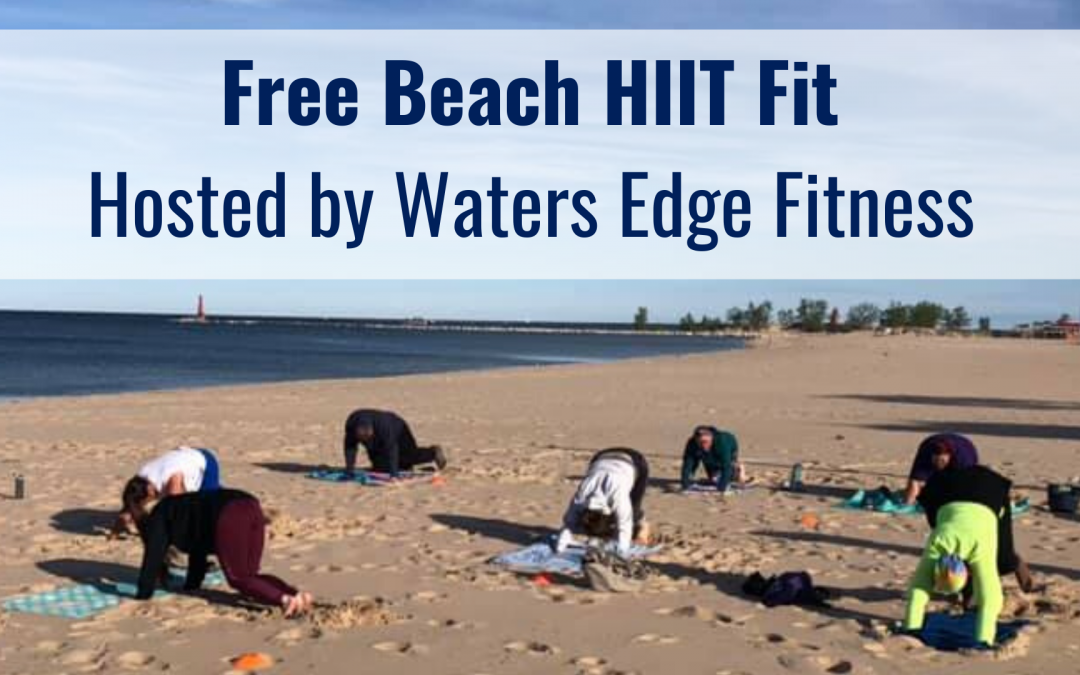 Free Beach HIIT Fit