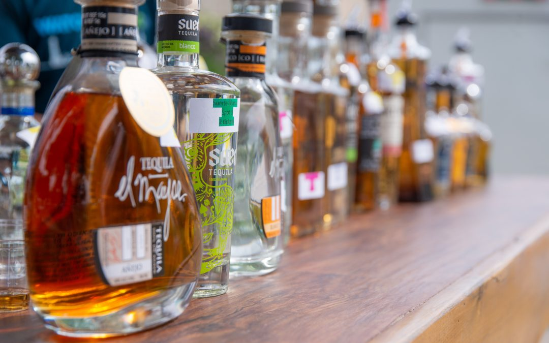 Tequila Tasting with Taste of Muskegon