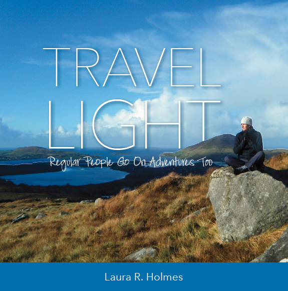 Summer Book Talk, The Travel Pivot by Laura Holmes