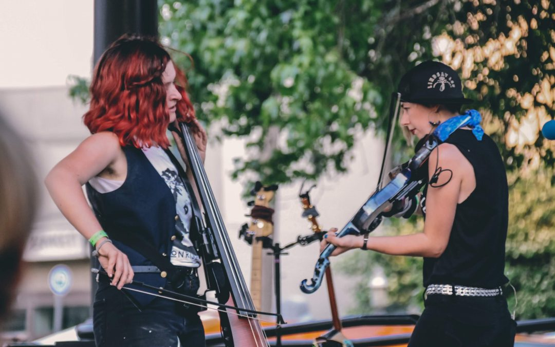 The Accidentals at Taste of Muskegon