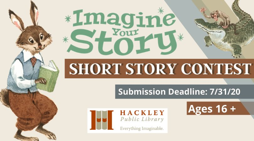 Short Story Contest – Imagine Your Story – Hackley Library
