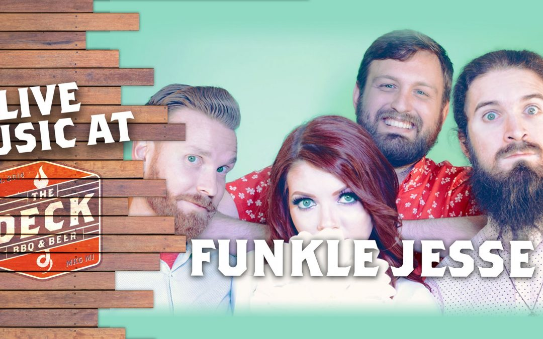 Live Music at The Deck: Funkle Jesse