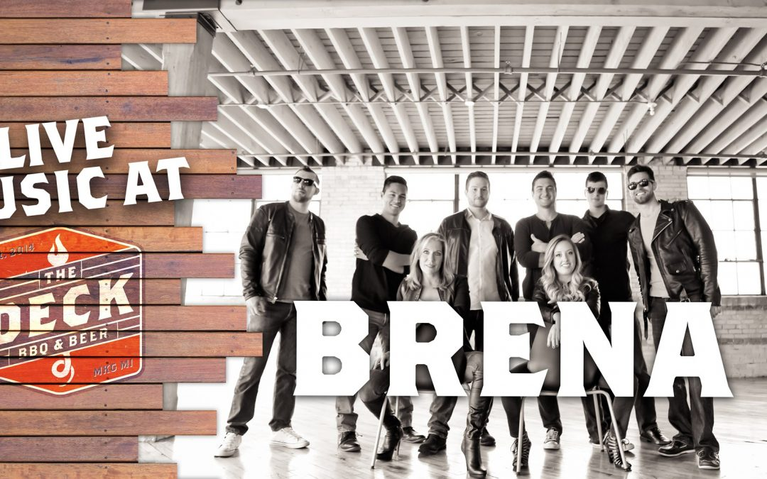 Live Music at The Deck: Brena