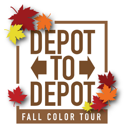 Depot to Depot Fall Color Tour 2020