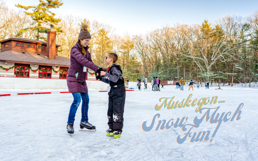 Visit Muskegon Winter Contest: Snow Much Fun