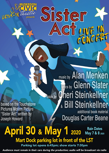 Sister Act: Live in Concert! (Drive-In Live Theatre)
