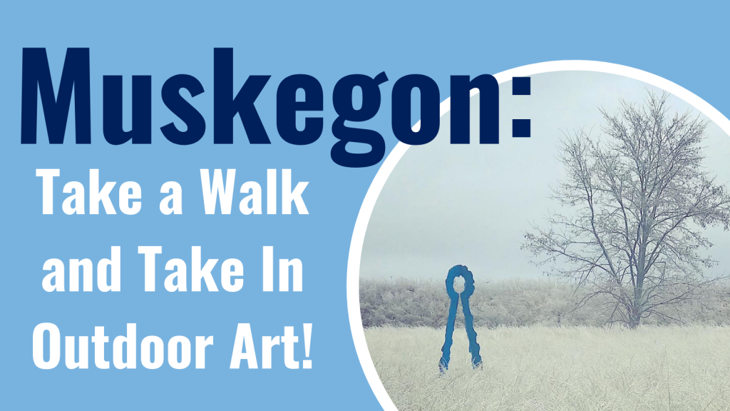 Take a Walk and Take In Outdoor Art!