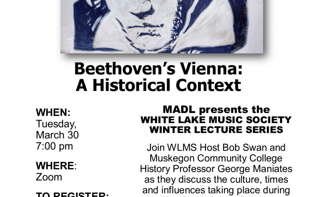 Beethoven's Vienna: A Historical Context