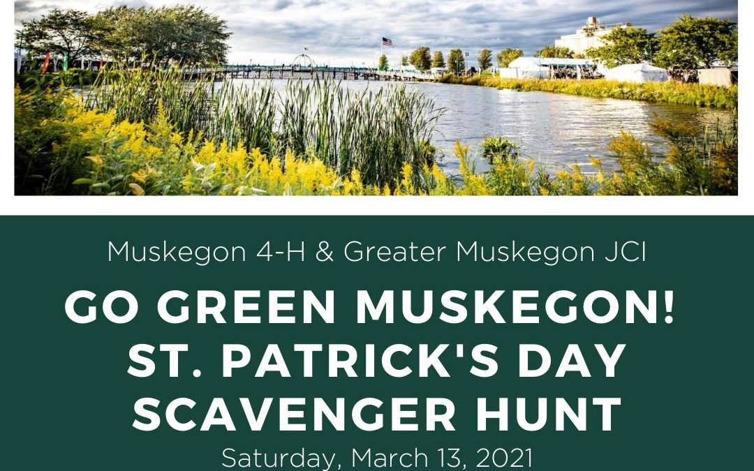 Go Green Muskegon!