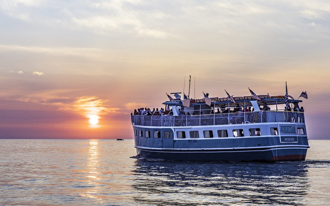 Sunset Cruise aboard the Aquastar featuring music by Northern Song