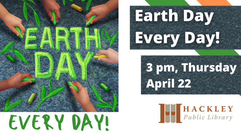 Virtual Earth Day Every Day!