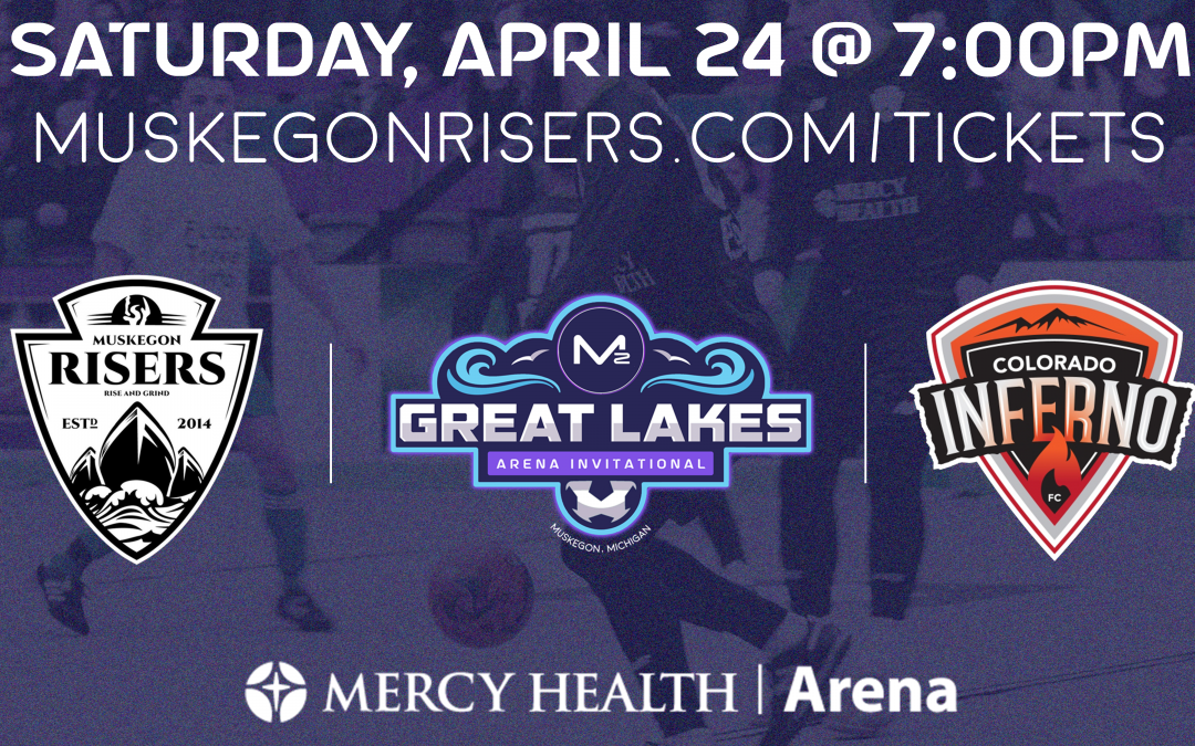 Muskegon Risers vs Colorado Inferno FC