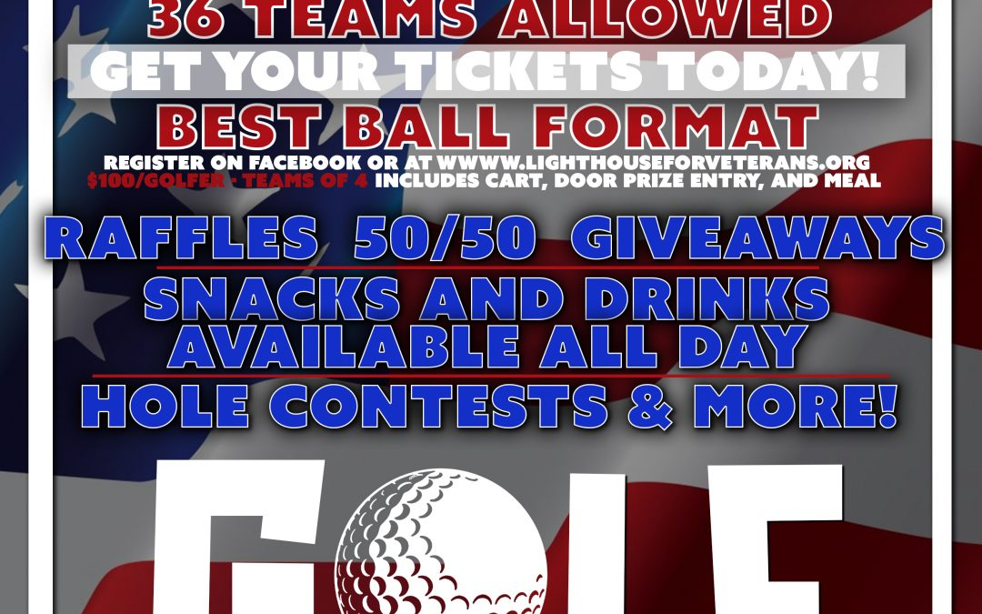 2nd Annual GOLF For Veterans