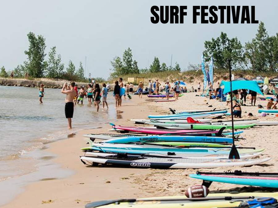 Great Lakes Surf Festival 2021
