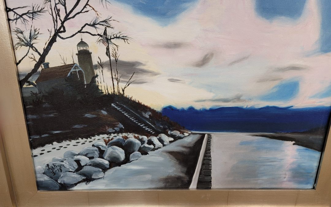 Wine and Canvas – Whitehall Light House