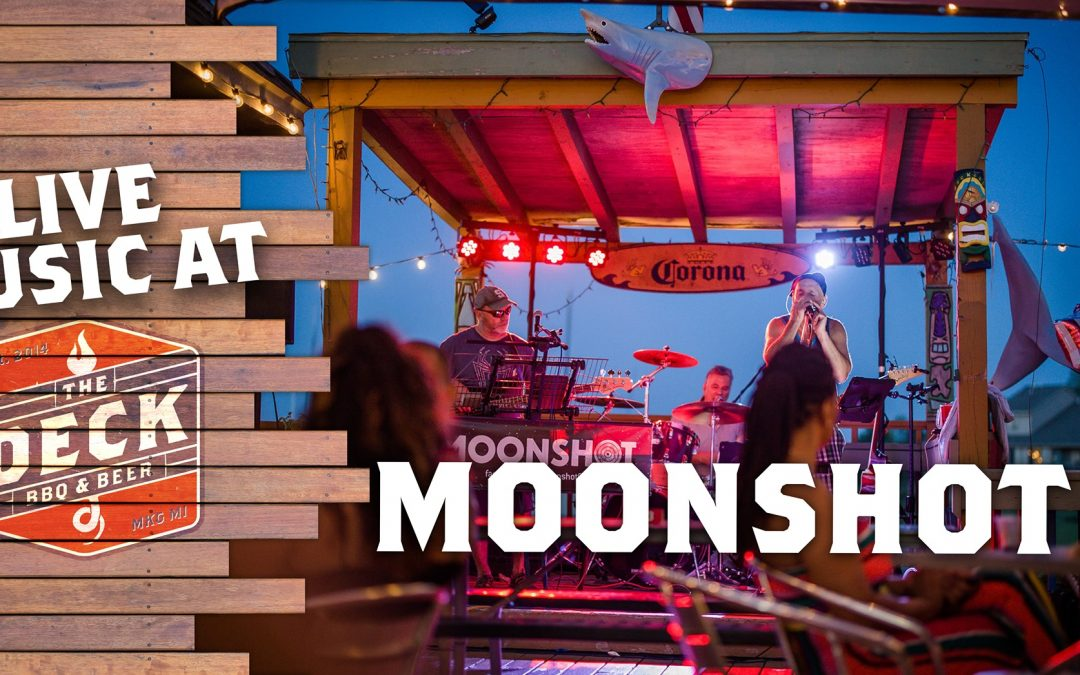 Live Music at The Deck: Moonshot