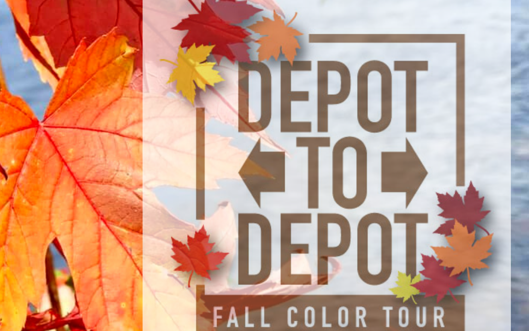 Depot to Depot: Self Guided Fall Color Tour and Contest