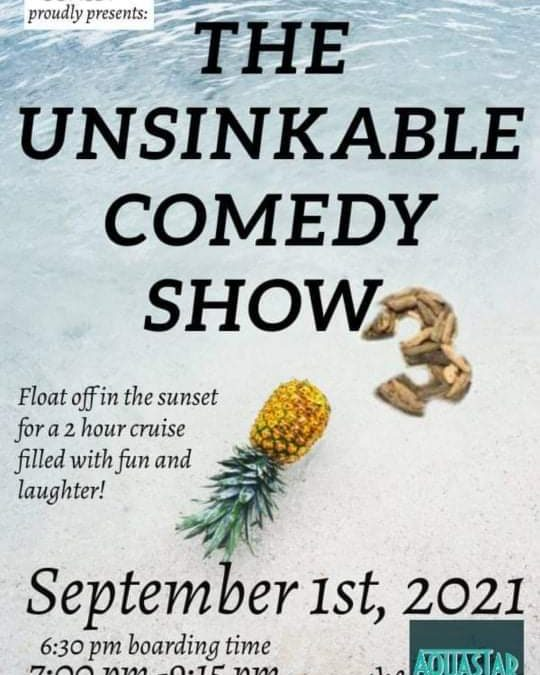 The Unsinkable Comedy Show 3