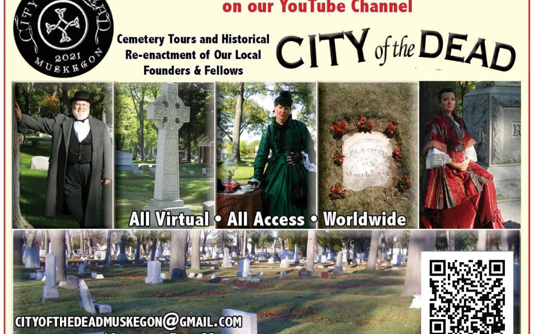 City of the Dead Muskegon: Virtual Tour