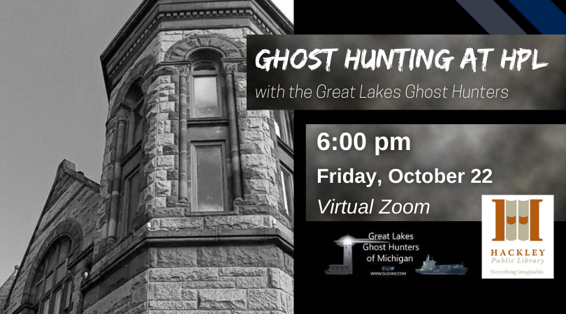 Ghost Hunting at HPL – with the Great Lakes Ghost Hunters