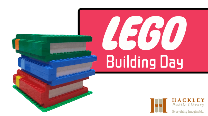 Lego Building Day!