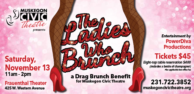 The Ladies Who Brunch