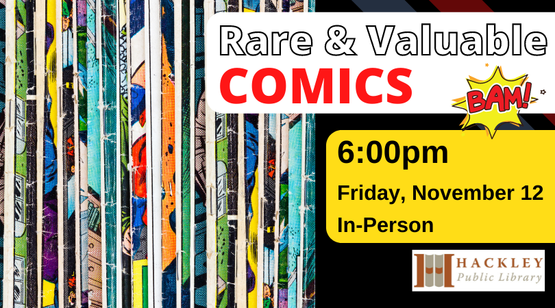 Rare and Valuable Comics with Randall Scott